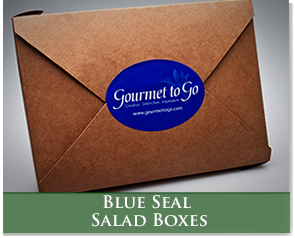 Blue Seal Salad Boxes